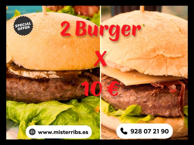 Mister Ribs Steak & Burger